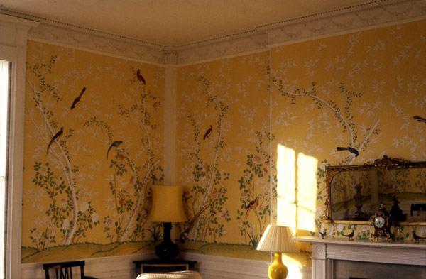 cheap mural wallpaper. C18th Wallpaper